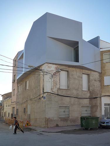 Atalaya familiar: Casa Lude, de grupo Aranea