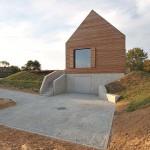 Casa de Veraneo en Southern Burgenland Judith Benzer Architektur_arquitectura Solucionista