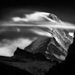 A Portrait of the Matterhorn by Nenad Saljic
