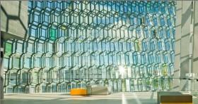 Auditorio Harpa de Reikiavik. Premio Mies van der Rohe 2013. Henning Larsen Architects.