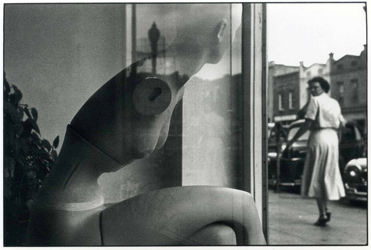 Elliot Erwitt. Wilmington, North Carolina, 1950_arte fotografía Solucionista