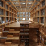 Liyuan Library by Li Xiaodong Atelier_arquitectura_Solucionista