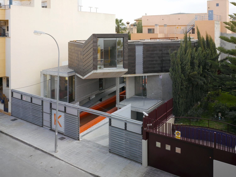 Casa K Joaqu N Alvado Ba N Vivienda Arquitectura Solucionista