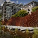 Tanner Springs Park_Atelier Dreiseitl_jardinería paisajismo urbanismo Solucionista