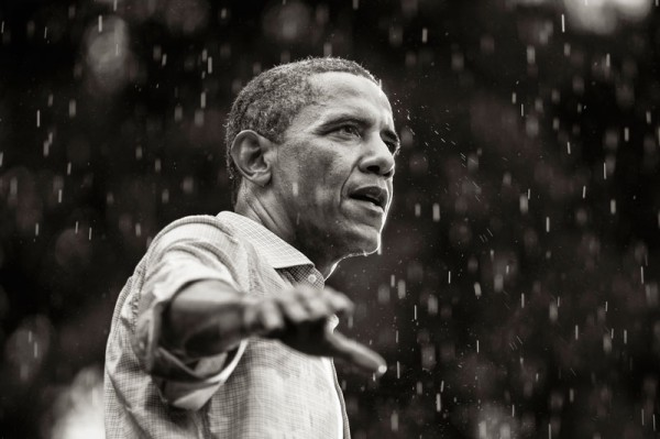 The Last Days of Obama's Campaign by Brooks Kraft