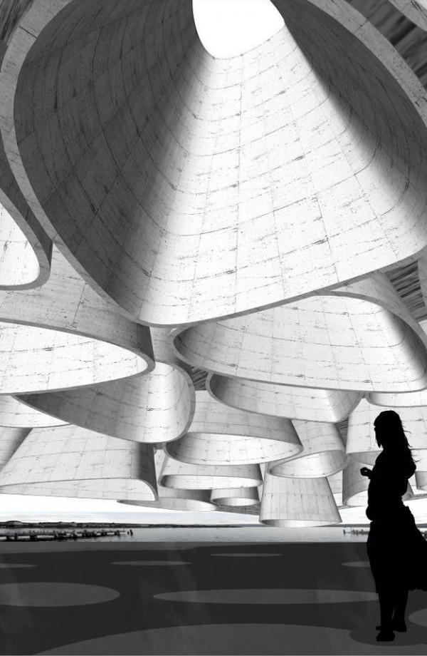 Urban Canopy, de Sasha Cisar.