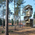 Viewing Tower Ateliereen architecten Arquitectura Solucionista