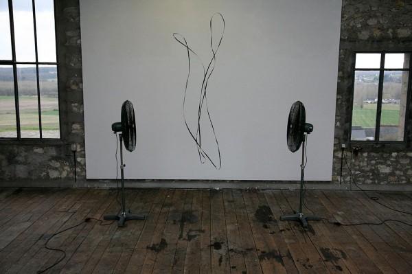 Zilvinas Kempinas: instalación DOUBLE O, en el MoMa NYC 2011