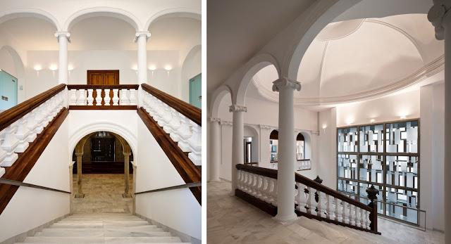 Viar Arquitectos Ayuntamiento de Baeza Jaén