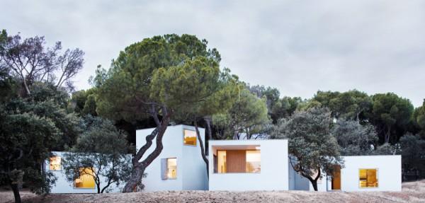 Habitando con respeto: Casa MO en Madrid, de FRPO.