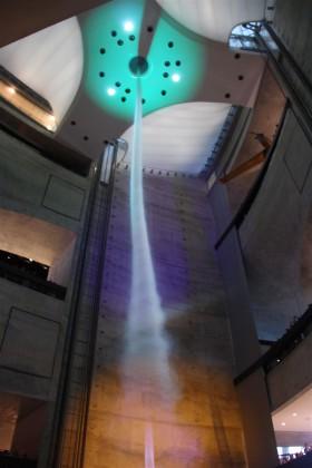 ¿Tecnología o arte?: El tornado artificial más potente del mundo.