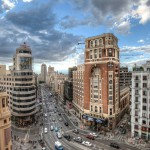 Madrid Spain by Michel Bricteux Callao