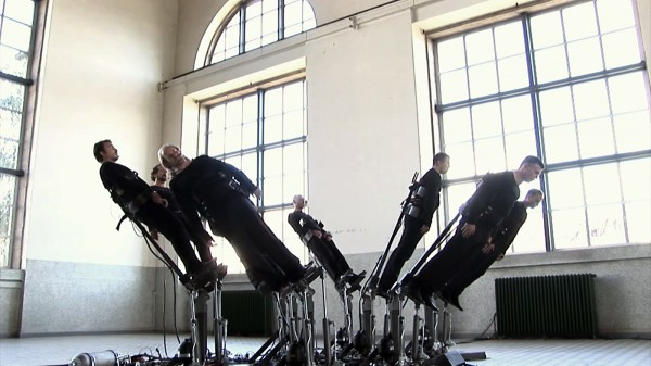 Música coral + tecnología = Pendulum Choir