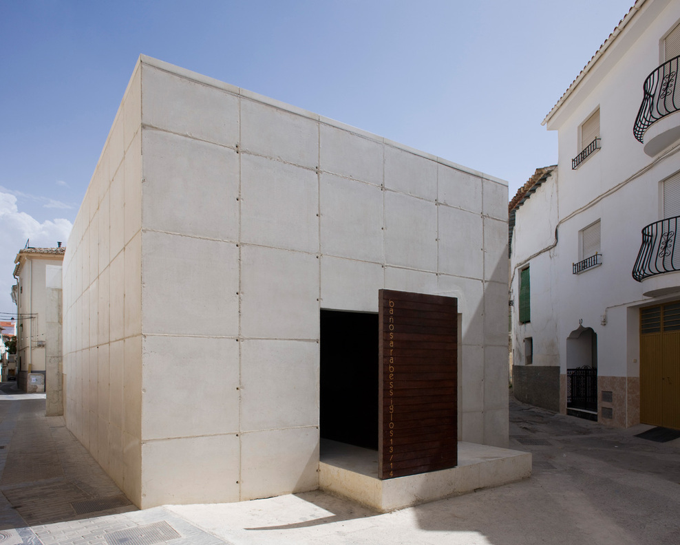 Baño Arabe En Granada:Restauración de los baños árabes de Baza, Granada Ibáñez