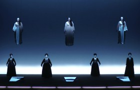 The Life and Death of Marina Abramović. Teatro Real de Madrid. 2012.