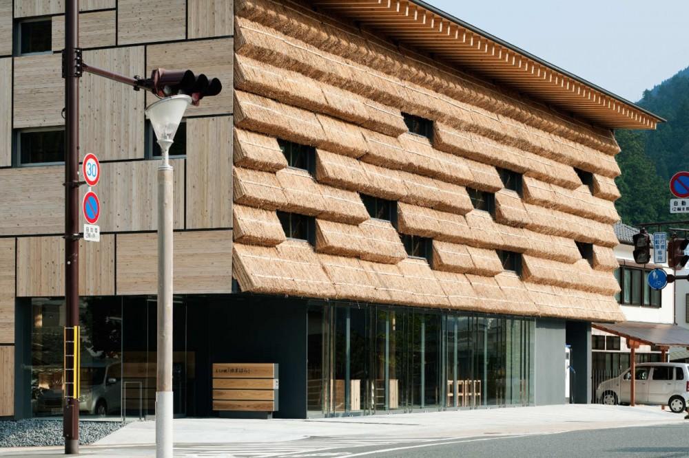 Yusuhara Marche Kengo Kuma & Asociados_arquitectura Solucionista